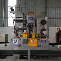 喷砂机佛山不锈钢处理抛丸机通过式喷砂机广东自动抛丸机厂家