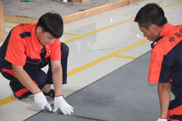 防水用改良性沥青 高分子防水卷材与聚合物改性沥青防水卷材区别