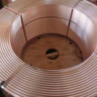 T2紫铜管,空调用紫铜管,空调用铜盘管
