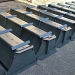 优质路障钢模具-隔离墩钢模具生产定制