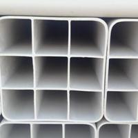 辽宁铁岭PVC九孔格栅管,四孔方管生产厂家