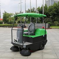 车间厂区用驾驶式电动扫地车 小区车库用道路清扫车