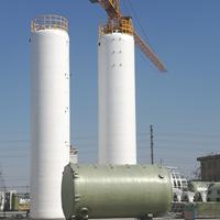 山西运城玻璃钢罐盐酸罐生产厂家价格规格