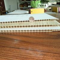 塑钢墙面厂家 集成塑钢板厂家