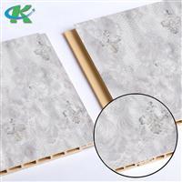 科晟竹木纤维板集成墙板全屋定制快装护墙板生产厂家招商加盟F007