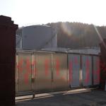 天津大型不锈钢大门厂家、天津不锈钢电动平开门