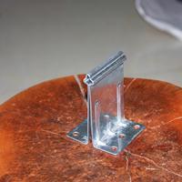 铝镁锰屋面板高强度铝合金防风夹具(附图)