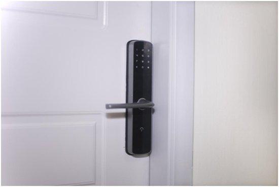 罗曼斯指纹锁如何解锁
