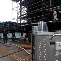 永川大型车间用吸尘器 船舶机械厂工业吸尘机