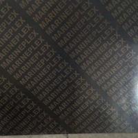 厂家直销黑色覆膜模板 周转次数高 1220*2440*13 不起胶 不起匹