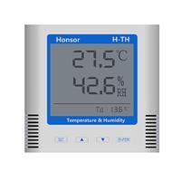 0-5V/0-10V模拟量电压型温湿度变送器