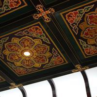 寺庙专用天花