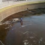 蓄水池裂缝漏水堵漏