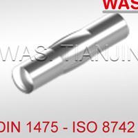 槽销半长锥槽DIN1472 ISO8745