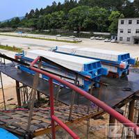 矿山洗砂废水处理 污泥脱水净化设备 环保零排放处理工艺