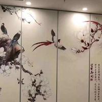 广州锐旗隔断厂家供应佛山顺德65#酒店活动吊门