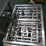 北京朝阳区造型铝窗花根据产品要求而定。