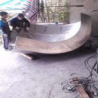 孝感双曲铝单板规格价格优惠 镂空雕花铝单板尺寸