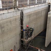 污水池止水帶漏水補漏維修