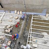 温州专业防水堵漏补漏公司单位,水池止水带补漏,止水带堵漏