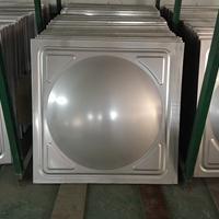 厂家直销供应304不锈钢冲压模块 不锈钢304水箱冲压板材批发板块