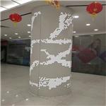 合肥弧形包柱铝单板-效果独具一格-装饰效果佳