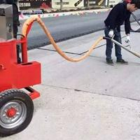小型灌缝机发电机雅马哈手推式灌缝机