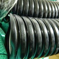PVC加厚型包塑软管 黑色阻燃穿线蛇皮管Φ51