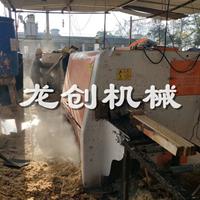 30圆木机 中间开方多片锯 圆木机厂家 杨木 松木 西南桦木开片机