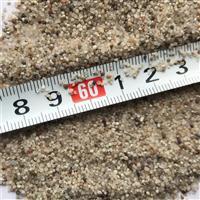 供应黑色石英砂颗粒 油田压裂圆粒石英砂 天然海沙