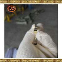 光面T型铜条 大理石水磨石楼梯踏步防滑 背景装饰平面铜条压条