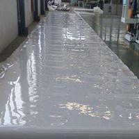 全新料白色透明1.5EVA防水板 厂家德盛合成材料