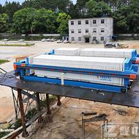 洗砂废水处理设备 污泥零排放处理工艺