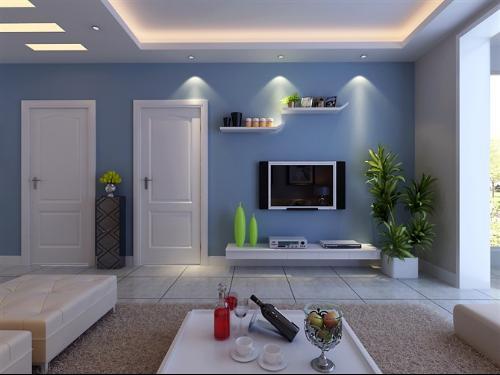 卧室什么颜色的漆好看 客厅,卧室喷什么颜色的漆适合