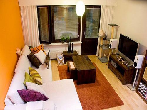 卧室刷漆颜色效果图 装修客厅刷什么颜色的漆