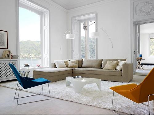 客厅颜色刷什么颜色好 客厅墙壁刷什么颜色好看