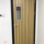 铝合金生态门  学校门  房间门