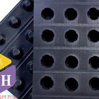 石家庄塑料排水板 车库防水板 供应厂家 领航土工集团欢迎您