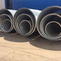湖北襄阳整装钢波纹管涵施工 波纹钢板 隧道加固排水