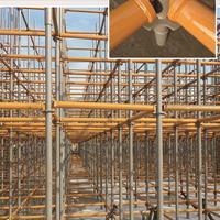 脚手架-轮扣脚手架-兴民基业与您共创建筑支撑新格局!