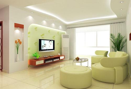 客厅墙什么色好看 装修客厅、卧室墙面用什么颜色