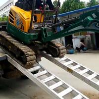 铝爬梯,挖机铝爬梯,挖机铝合金爬梯