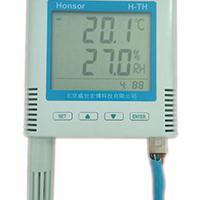 温湿度变送器传感器POE以太网型跨地域机房集中监控网络RJ45网口