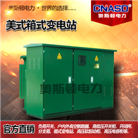 10KV户外高压开闭所成套组合型预装式箱式变电站电缆分支箱
