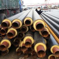 运城预制直埋钢套钢蒸汽保温管厂家