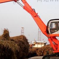 挖掘机抓料器广西湛江旋转抓甘庶器厂家