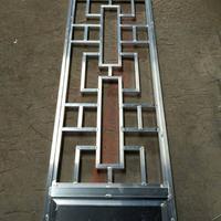 鋁善品牌 北京鋁窗花 廠家直銷 歡迎來圖定制