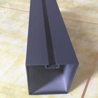 贵州烤漆铝方通隔断 型材铝方通装饰 木纹铝方管供应商