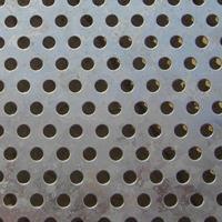 西安不銹鋼板材 方形孔 沖壓價格