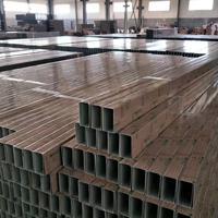 型材铝方管生产定制 木纹铝方管厂家价格